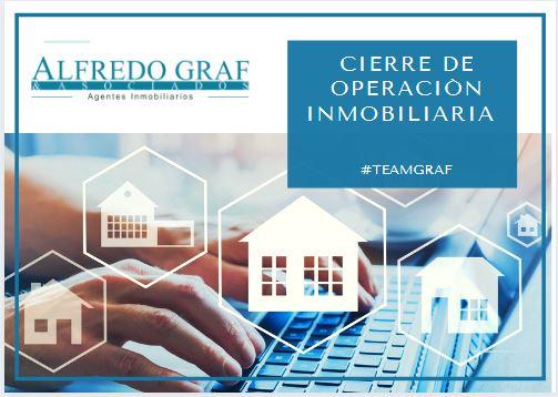 CIERRE DE OPERACIÓN INMOBILIARIA - ARRENDAMIENTO