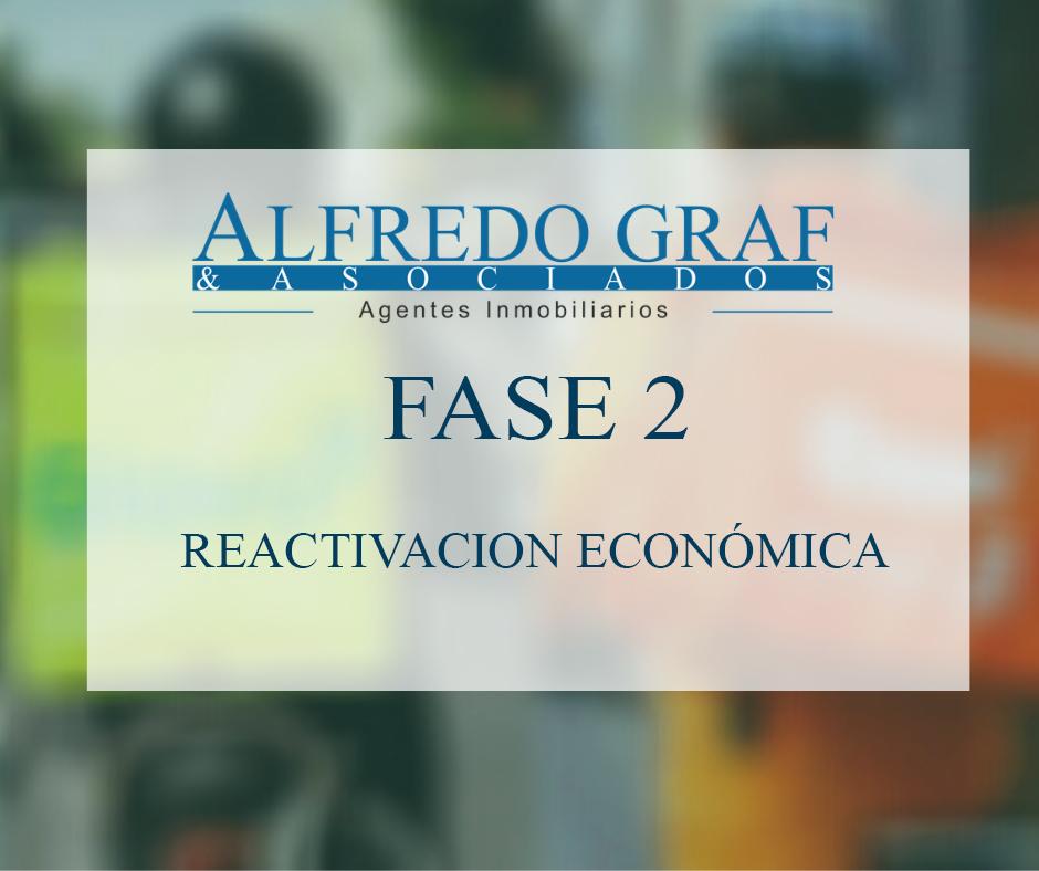 FASE 2 DEL PROGRAMA DE REACTIVACIÓN ECONÓMICA
